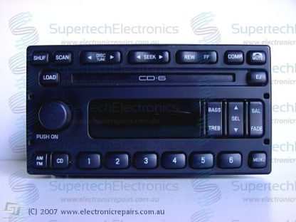 Ford F150 F250 Stereo