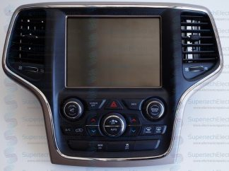 Jeep Grand Cherokee Stereo Repair