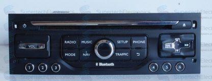 Peugeot 5008 308 Stereo Repair