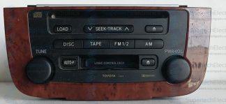 Toyota Kluger Grande Stereo Repair