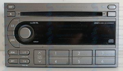 Subaru Forester Stereo Repair