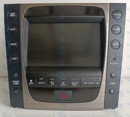 Lexus GS430 GS300 Stereo Repair
