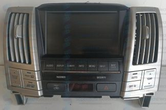 Lexus RX350 Stereo Repair