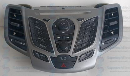 Ford Festiva Stereo Repair