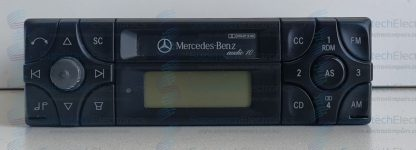 Mercedes Benz C-Class Stereo Repair