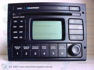 Holden Commodore VZ VY Blaupunkt CD Stacker