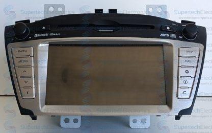 Hyundai ix35 Navigation Stereo Repair