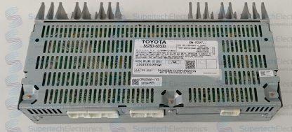 Toyota Sahara Amplifier Repair