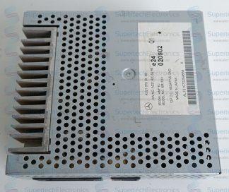 Mercedes S-Class Amplifier Repair