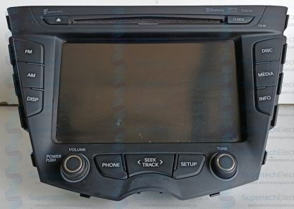 Hyundai Veloster Stereo Repair