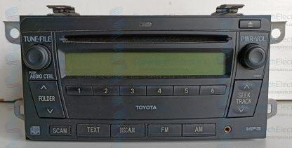 Toyota Rav4 Stereo Repair
