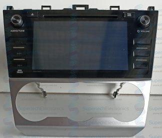Subaru XV Stereo Repair