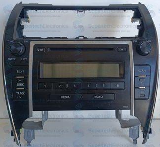 Toyota Camry Stereo Repair