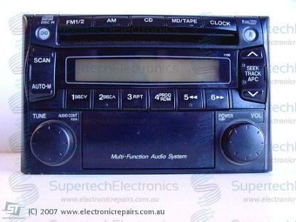 Mazda 3 Matsushita Stereo