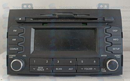 Kia Sorento Stereo Repair