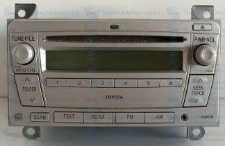 Toyota Yaris Stereo Repair