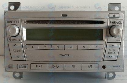 Toyota Yaris Stereo Repair