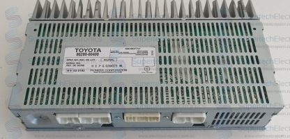 Toyota Sahara Amplifier Repair