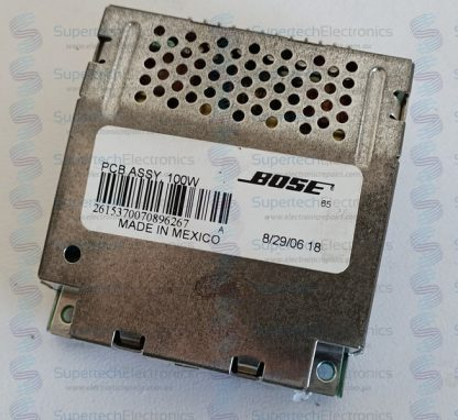 Nissan 350Z Bose Subwoofer Amplifier Repair