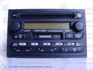Nissan Skyline R34 Stereo Repair