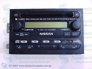 NIssan Xtrail stereo repair