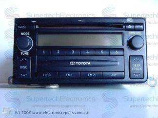 Toyota Corolla Stereo
