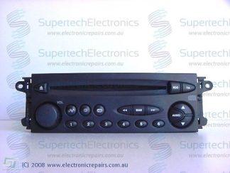 Citroen Xara C5 Stereo Repair