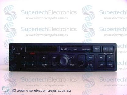 Audi A4 Concert Stereo