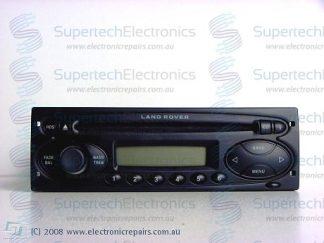 Land Rover Freelander Stereo Repair