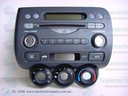 Honda Jazz Stereo Repair