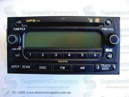 Toyota Rav4 Prado Stereo Repair