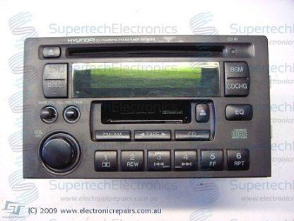Hyundai Elgrande Stereo Repair