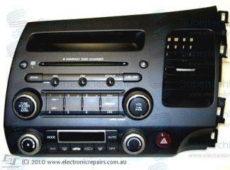 Honda Civic Stereo