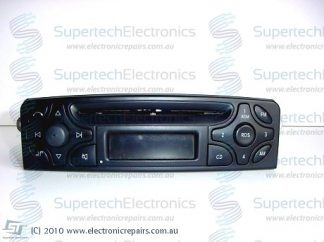 Mercedes Becker Stereo Repair