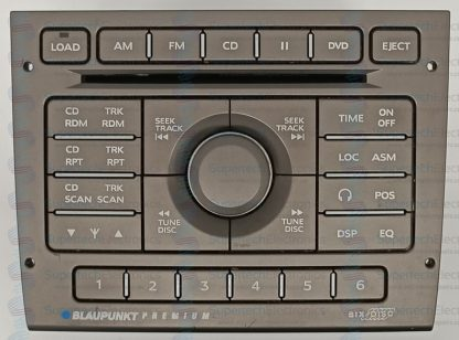 Holden Statesman WK WL Stereo Repair