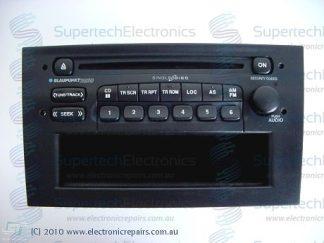 Holden Barina Combo Stereo Repair