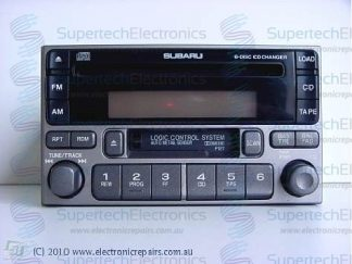 Subaru Forester Stereo Repair