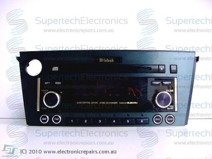 Subaru Liberty McIntosh Stereo Repair