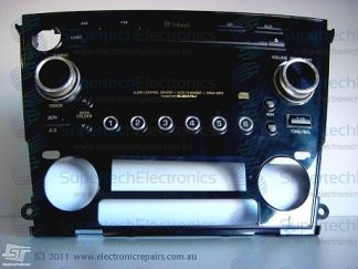 Subaru Liberty McIntosh GEN4 Stereo Repair
