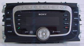 Ford Mondeo Focus Stereo Repair