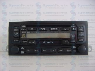 Toyota Avalon Stereo Repair