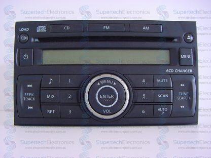 Nissan Pathfinder Navara X-Trail Stereo Repair