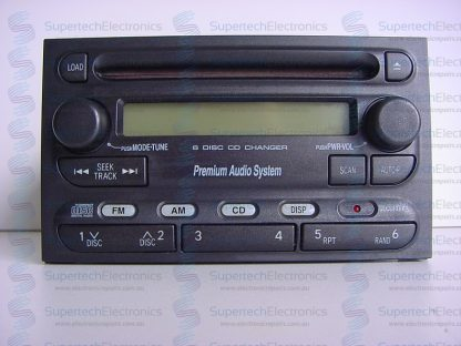 Mitsubishi Magna Verada Stereo Repair