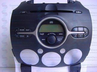 Mazda 2 Stereo Repair
