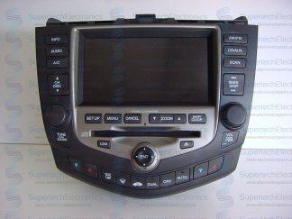 Honda Accord Euro Stereo Repair