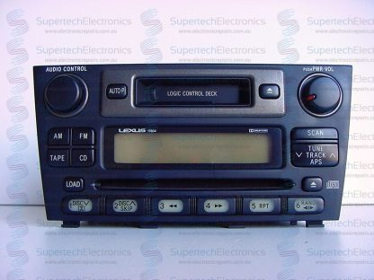Lexus IS200 Stereo Repair