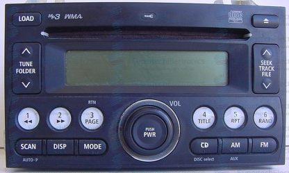 Nissan Micra Stereo Repair
