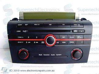 Mazda 3 Stereo Repair Single CD