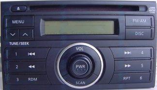 Nissan Tiida Stereo Repair