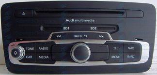 Audi A1 Stereo Repair